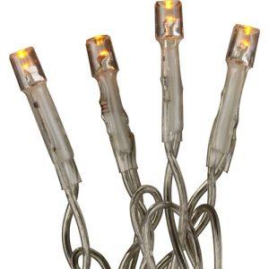 Pisca 100 lâmpadas LED