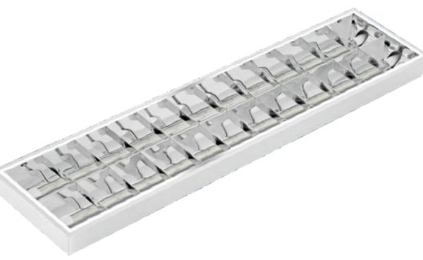 Luminária de Embutir c/aleta - Alumbra