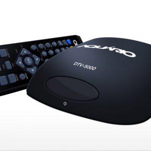 Conversor e Gravador Digital DTV – Aquário