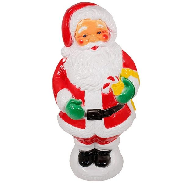 Papai Noel Iluminado