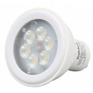 Lâmpada Ultra LED GU10 5W Golden