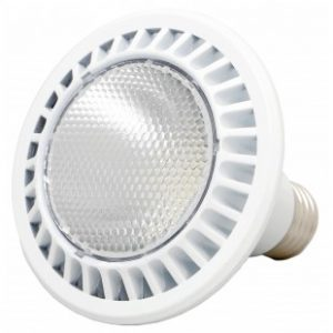 Lâmpada Ultra LED Par 30 7w Golden