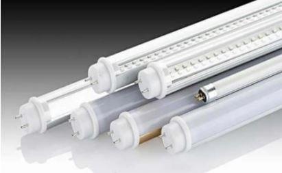 lampada de led tubular