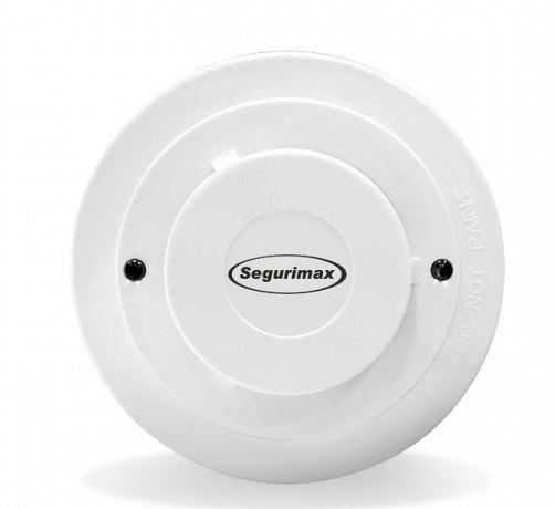 detector óptico de fumaça alarme de incêndio