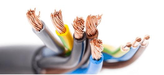 cabo flexível