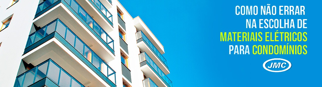 materiais elétricos para condomínios