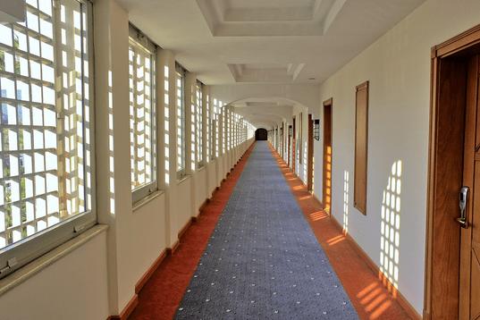 Material eletrico para hotel