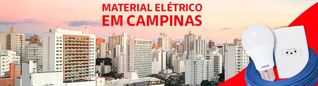 Materiais Elétricos em Campinas