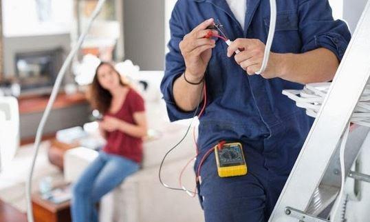 Materiais para instalações elétricas residenciais