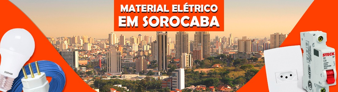 Texto Materiais Elétricos em Sorocaba
