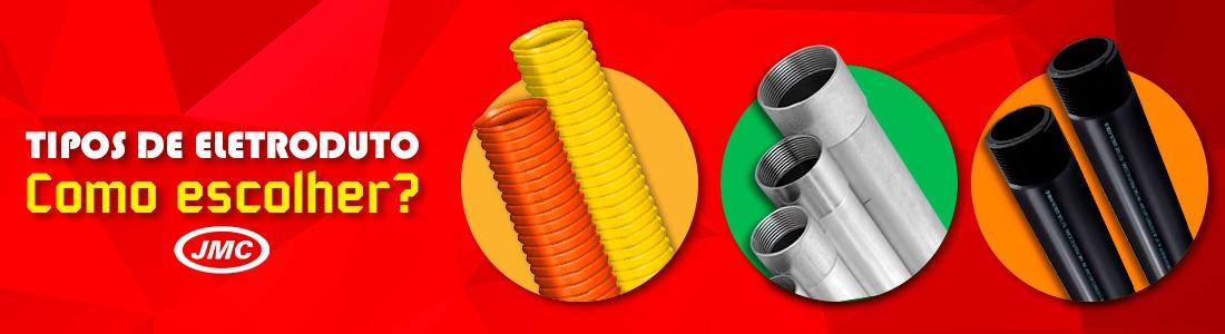 Tipos de eletrodutos