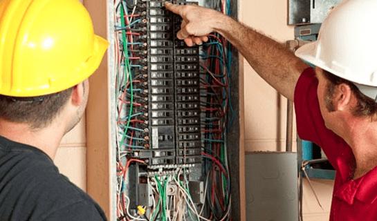 Instalação elétrica predial