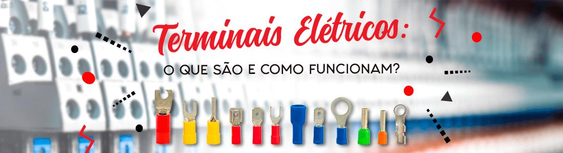 terminais elétricos